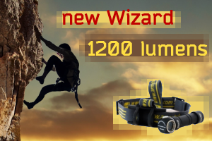 Armytek Wizard available