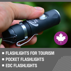 Every Day Carry Lights