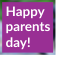 sticker_Make your parents happy