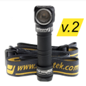 Armytek headlamps v2