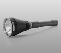 Armytek Barracuda Pro v2 XHP35 High Intensity (White). Silver.
